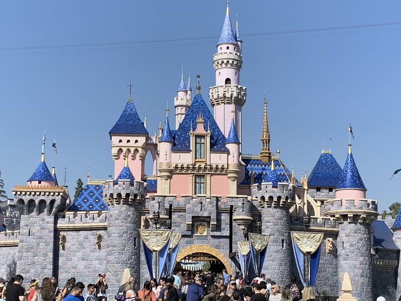 Disney rechazó decisión del gobernador de California