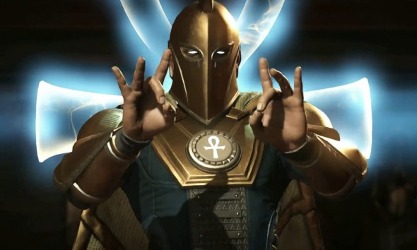 Pistas de Doctor Fate en 'Black Adam'