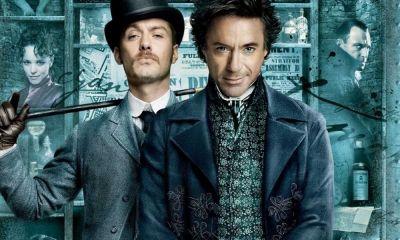 fecha de estreno de 'Sherlock Holmes 3'