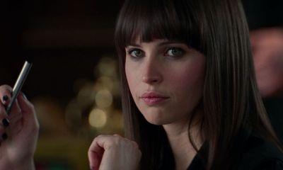 Felicity Jones como Black Cat en 'Spider Man 3'