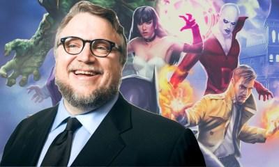 guion de 'Justice League Dark' de Guillermo del Toro
