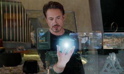 Iron Man y las gemas del infinito