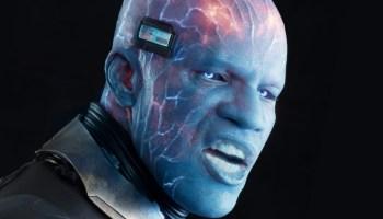 Jamie Foxx confirmaría su participación en 'Spider-Man 3'