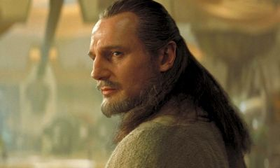 Liam Neeson confiesa si le ofrecieron regresar como Qui-Gon Jinn