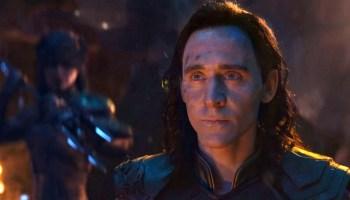 Loki no cambió de forma en Infinity War