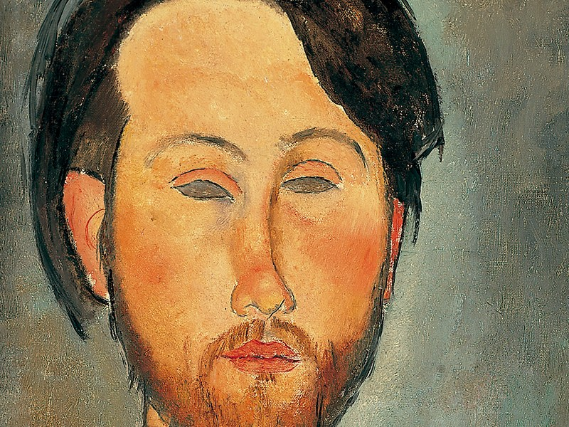 El París de Modigliani llega a Bellas Artes