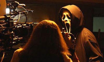 nueva imagen de las grabaciones de 'Scream 5'