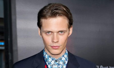 nuevo fan art de Bill Skarsgard como Joker