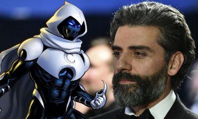 Oscar Isaac como Moon Knight