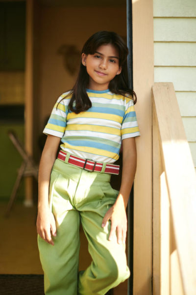 ¡Como la flor! Netflix revela la fecha de estreno de 'Selena: La Serie' preview8