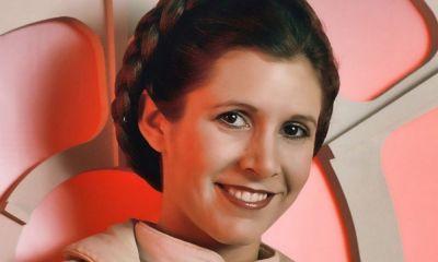 recordaron los fans a Carrie Fisher en su cumpleaños