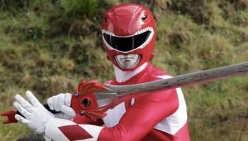 Regresa el Red Ranger original
