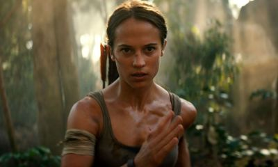 'Respect' y 'Tomb Raider 2' retrasan su estreno