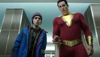 Adam Brody habló de su cameo en Shazam