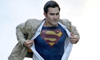 Fotografías de Superman con sus hijos