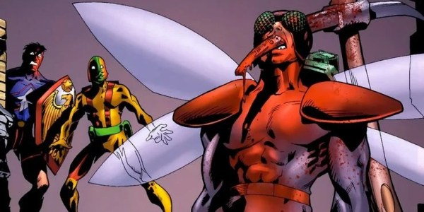 versión de Ant-Man en 'The Boys'