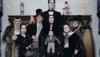Tim Burton hará una serie de The Addams Family