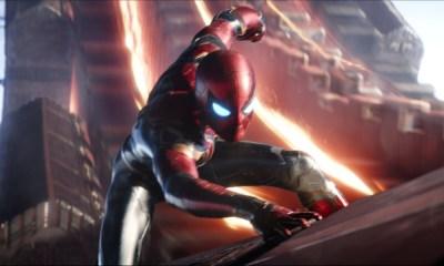 Tom Holland quiere a Spider-Man en el espacio