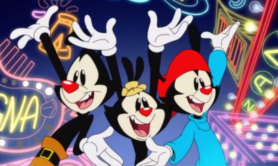 trailer del reboot de Animaniacs