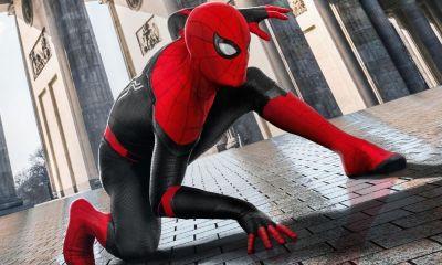 traje negro de Spider-Man en el MCU
