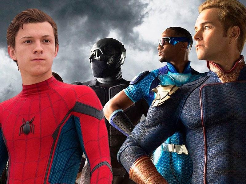 versión de Spider-Man en 'The Boys'
