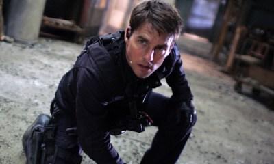 Video de las grabaciones de Mission: Impossible 7