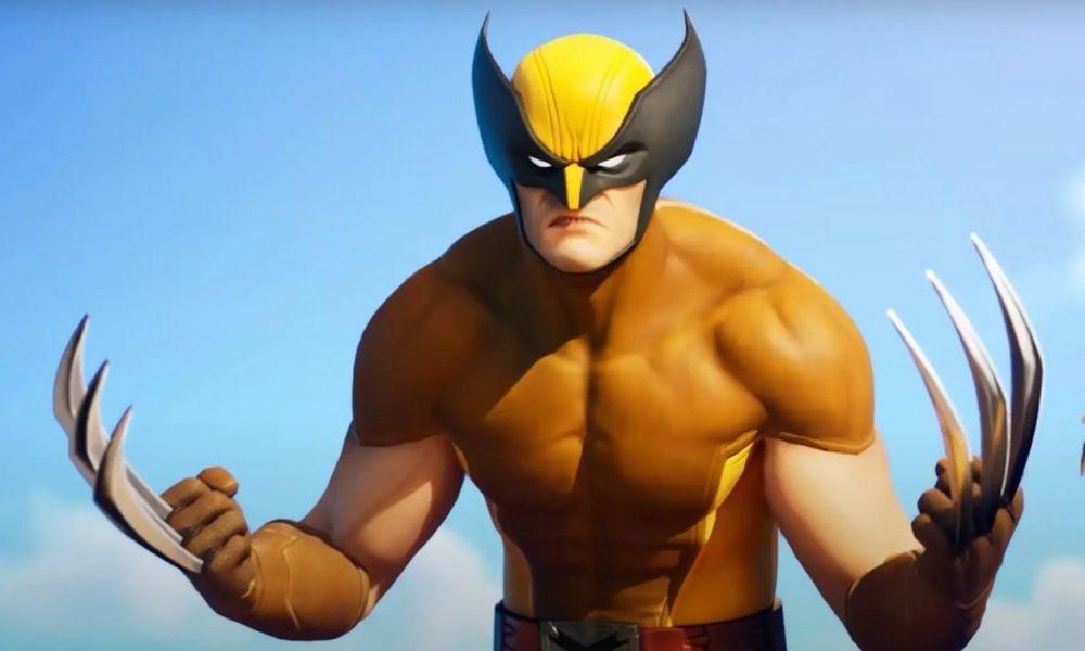 Wolverine en Fortnite