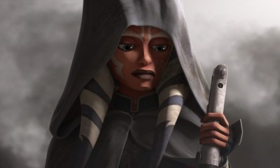 Ahsoka Tano aparece en The Mandalorian