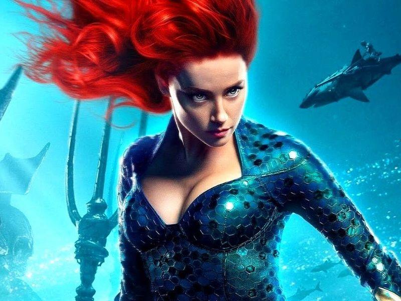Amber Heard quiere ingresar a otro universo cinematográfico