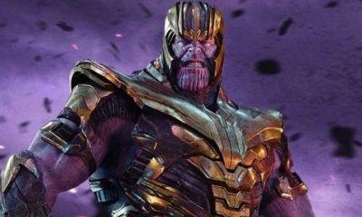 arte conceptual de Thanos