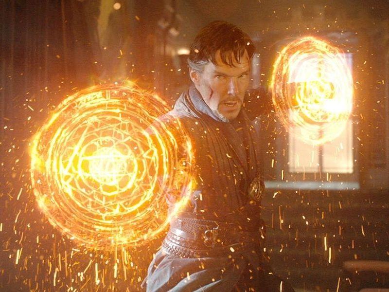 Benedict Cumberbatch está listo para grabar 'Spider-Man 3'