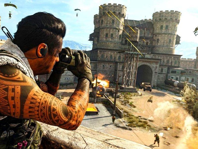 Call of Duty: Warzone evoluciona