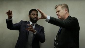 Christopher Nolan está conforme con Tenet