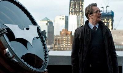comisionado Gordon ayudó a Joker
