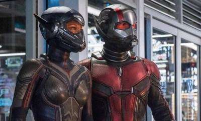 cuándo iniciarían las grabaciones de 'Ant-Man 3'