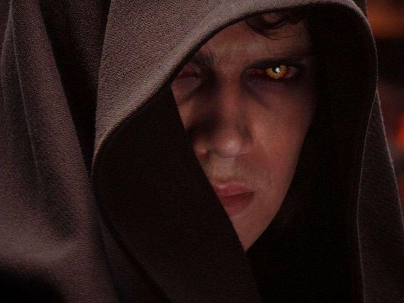 Darth Vader no supera el final de los Younglings