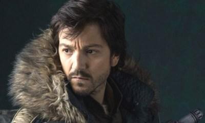 Diego Luna se prepara para Cassian Andor