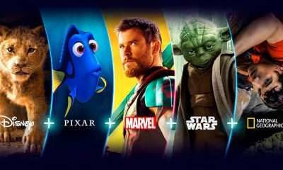 Disney+ está disponible en Latinoamérica