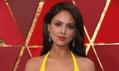 Eiza Gonzalez como Green Lantern