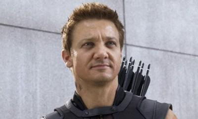 Jeremy Renner se prepara para Hawkeye