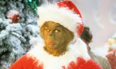 Jim Carrey regresará como The Grinch