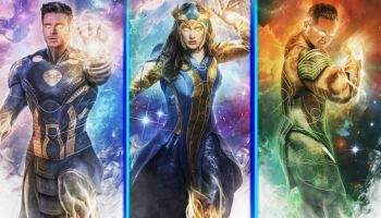 Nuevas imágenes de los trajes de 'Eternals'