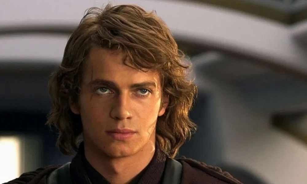 quién es el padre de Anakin Skywalker