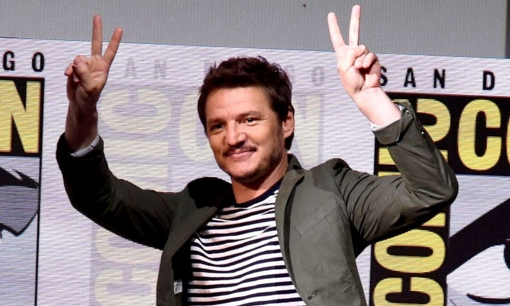 Pedro Pascal en We Can Be Heroes