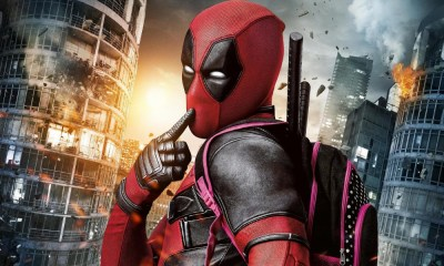 Película animada de 'Deadpool'