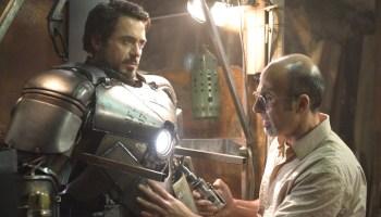 referencia a los X-Men en Iron Man (1)