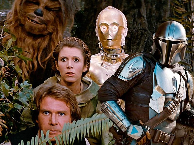referencia en 'The Mandalorian 2' contradice a 'Return of the Jedi'