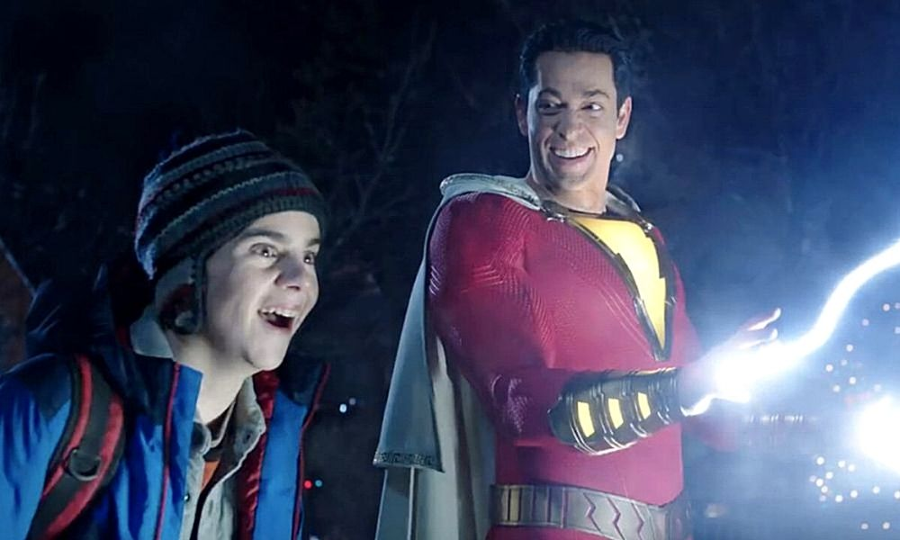 regreso de Freddy en 'Shazam: Fury of the Gods'