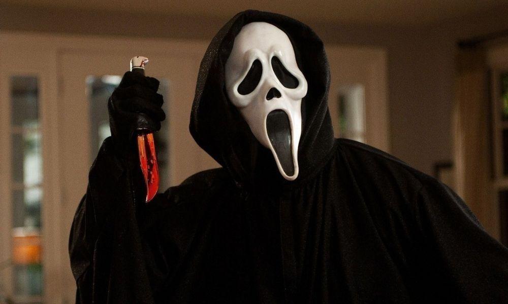 Scream 4 está disponible en Facebook