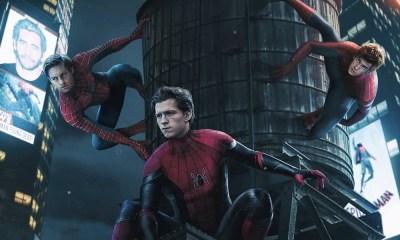 Scott Derrickson bromeaba sobre Spider-Verse